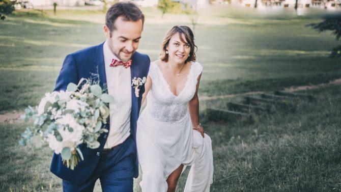 Mariage Coline et Mathieu